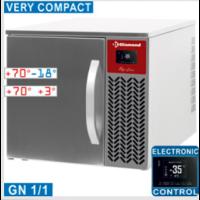 Pikajäähdytyskaappi 3 X GN 1/1 Diamond GTP-3/LD