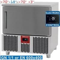 Pikajäähdytyskaappi 5 X GN 1/1 Diamond GTP-5/LD
