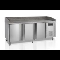 Pizzatyöpöytä Tefcold PT1300 graniittinen työtaso
