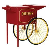 Popcorn koneen kärry teatterisarja 6-8oz koneille