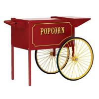 Popcorn koneen kärry teatterisarja 12-16oz koneille