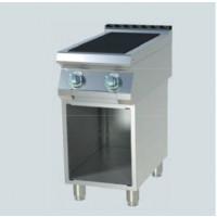 Tehosähköliesi jalustalla 6kW RM Gastro Line 700, 400 mm
