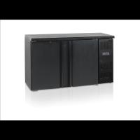 Kylmäkaappi Tefcold CBC210-P backbar saranaovilla