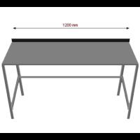 Työpöytä INOX 1200TP