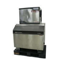 Vuokrattava jääpalakone 300kg/24h