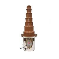 Vuokrattava suklaalähde 128cm korkea