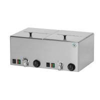 Makkaranhöyrystin RM Gastro WEV-11 2xGN1/2-150mm