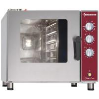 Yhdistelmäuuni 6 kW Diamond DFV-511/P