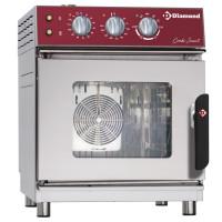 Yhdistelmäuuni 3 kW Diamond FVS-423