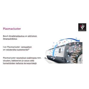 Ilmalämpöpumppu Bosch Climate 6100 5kW