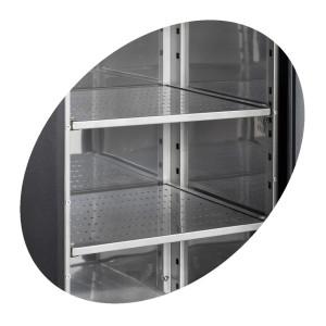 Kylmäbaaritiski Tefcold CBC420-P backbar