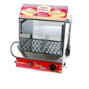Hot Dog höyrystinvitriini pöydälle DHT