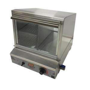 Hot Dog höyrystinvitriini Pro malli