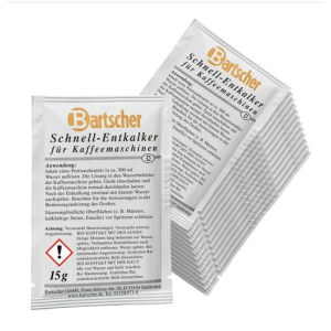 Kalkinpoistoaine  30 X 15g Bartscher 190065