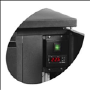 KEG jäähdytyskappi 98l Tefcold CKC2-I
