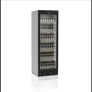 Kylmäkaappi lasiovella Tefcold SCU1375-I