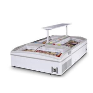 Marketmallin pakastin 400l Tefcold SHALLOW 150-F-P