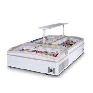 Marketmallin pakastin 580l Tefcold SHALLOW 200-F-P