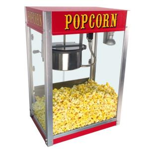 Popcorn kone 8oz teatterisarja