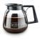 Lasikannu Q aromikorkilla 1.8L  Coffee Queen 110001
