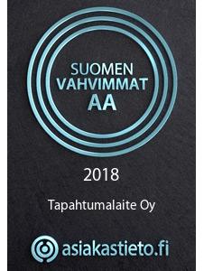 Suomen vahvimmat AA - Asiakastieto